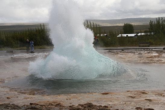 Iceland Geyzer