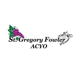 St. Gregory Fowler ACYO Logo.png
