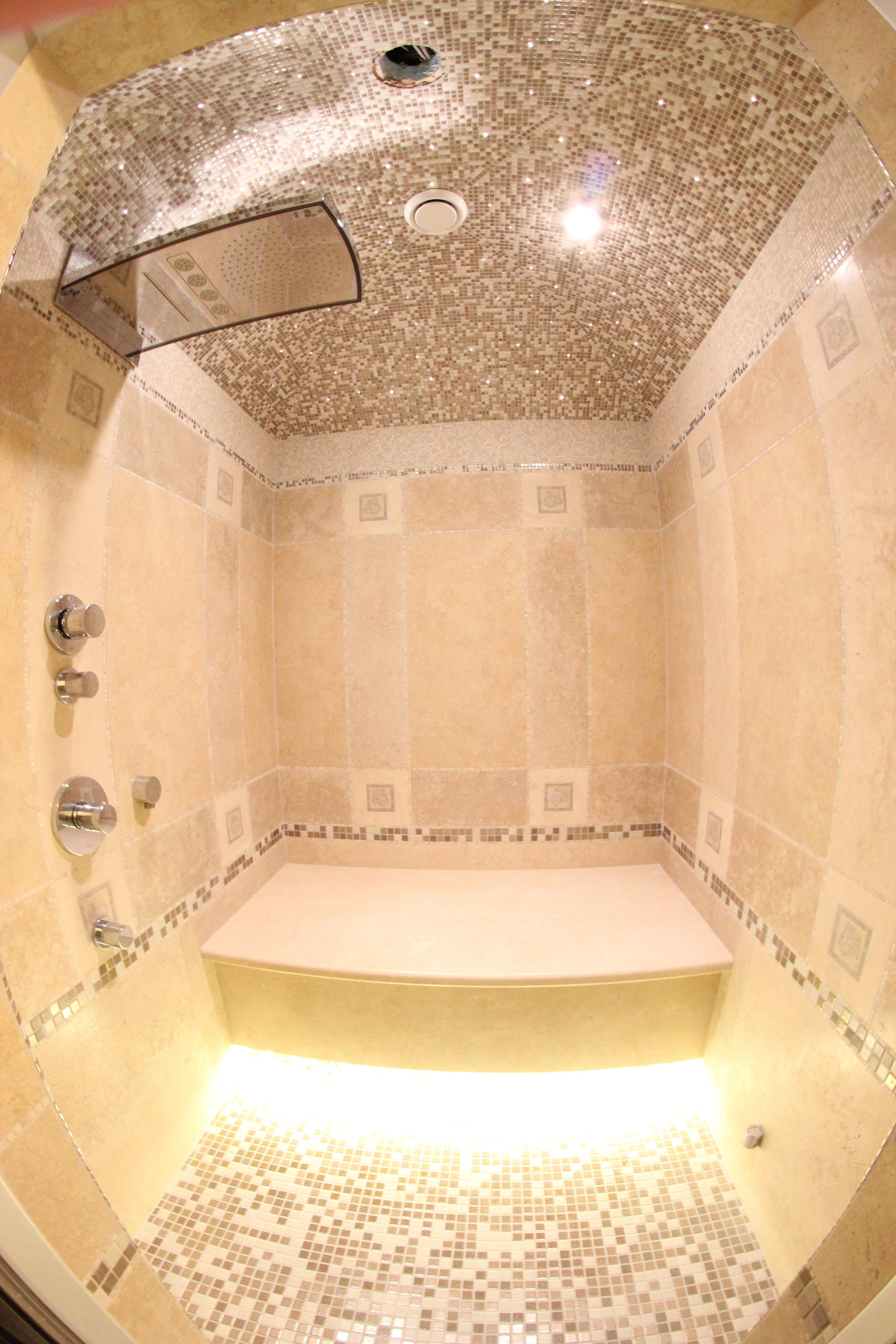 Как сделать хамам в квартире прямо в ванной