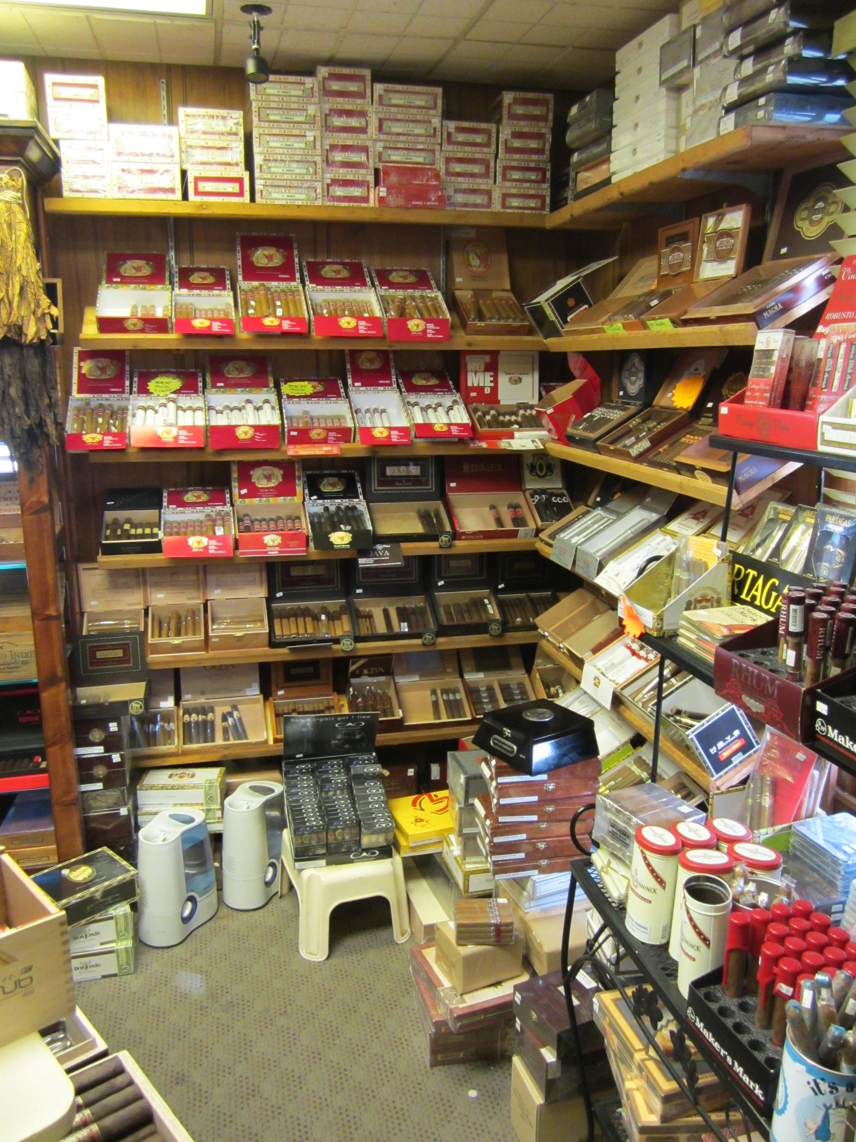 Price of Davidoff cigarettes