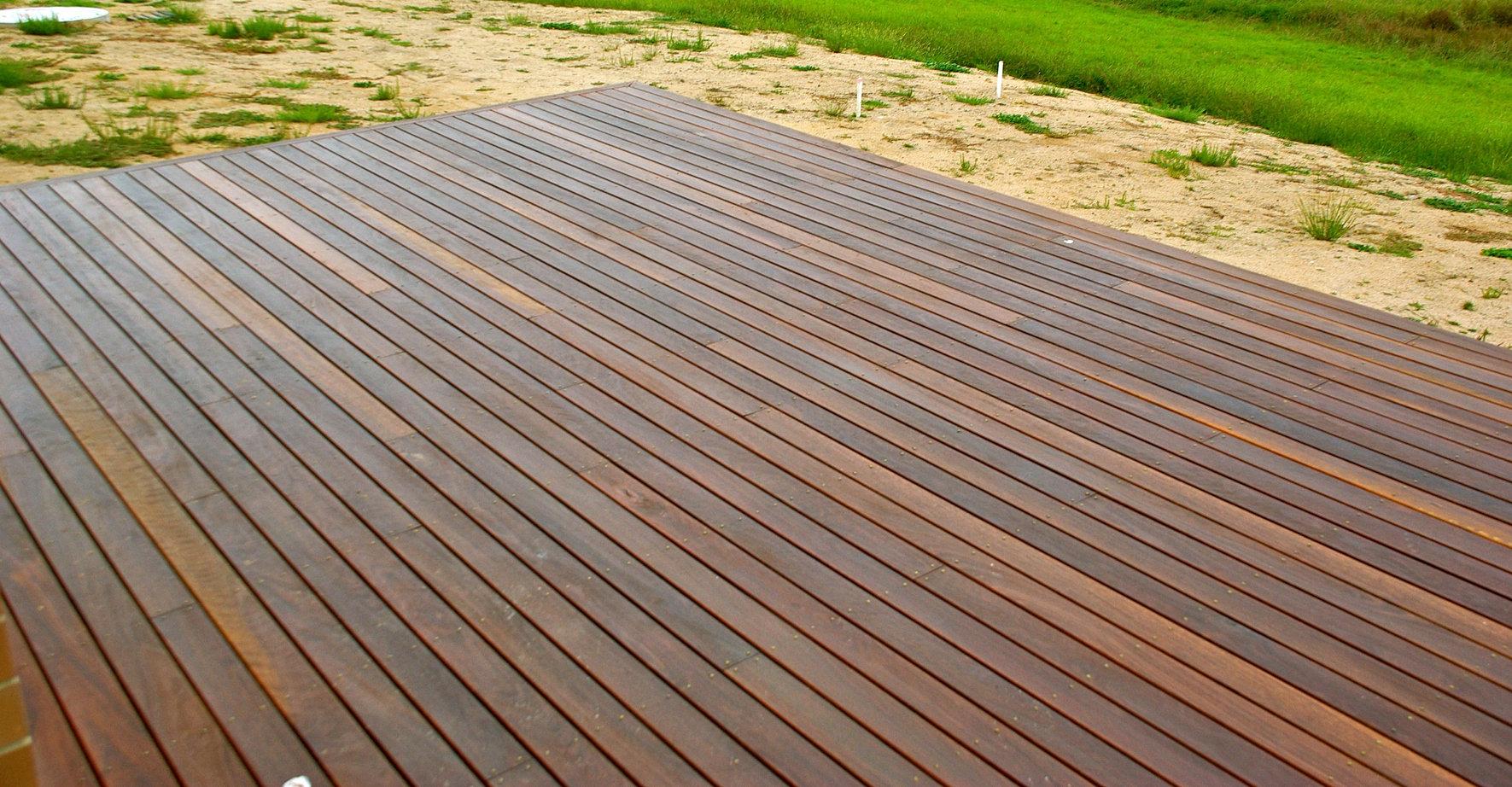 North eden timber australian hardwood decking timber for Australian hardwood decking