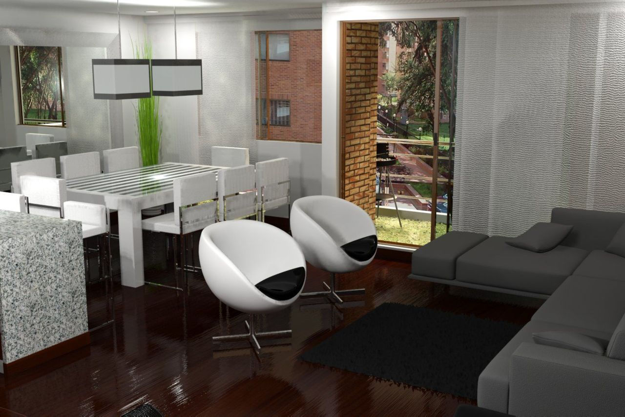 Interior design studio dise o interior bogota for Decorador de interiores