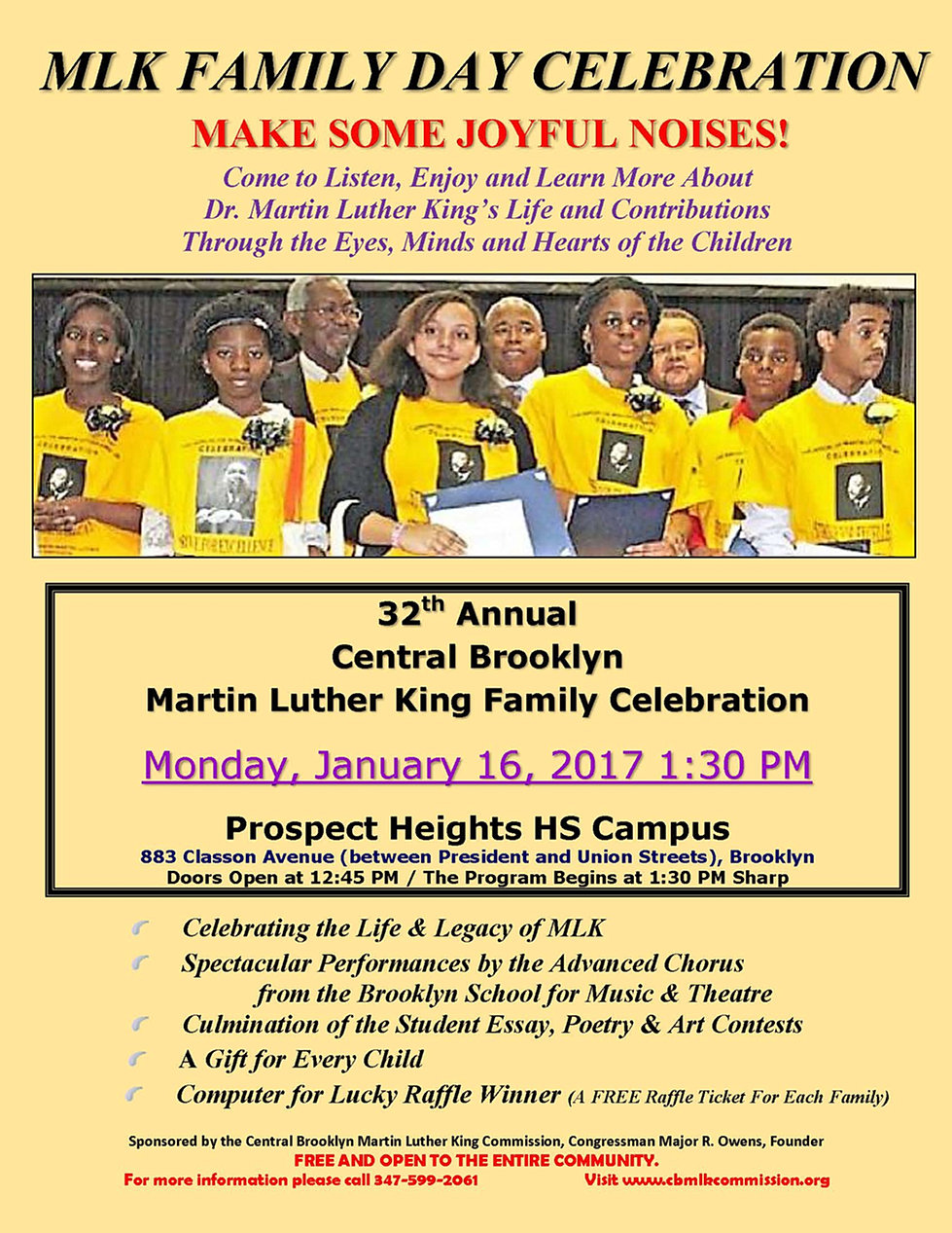 central brooklyn martin luther king commission the