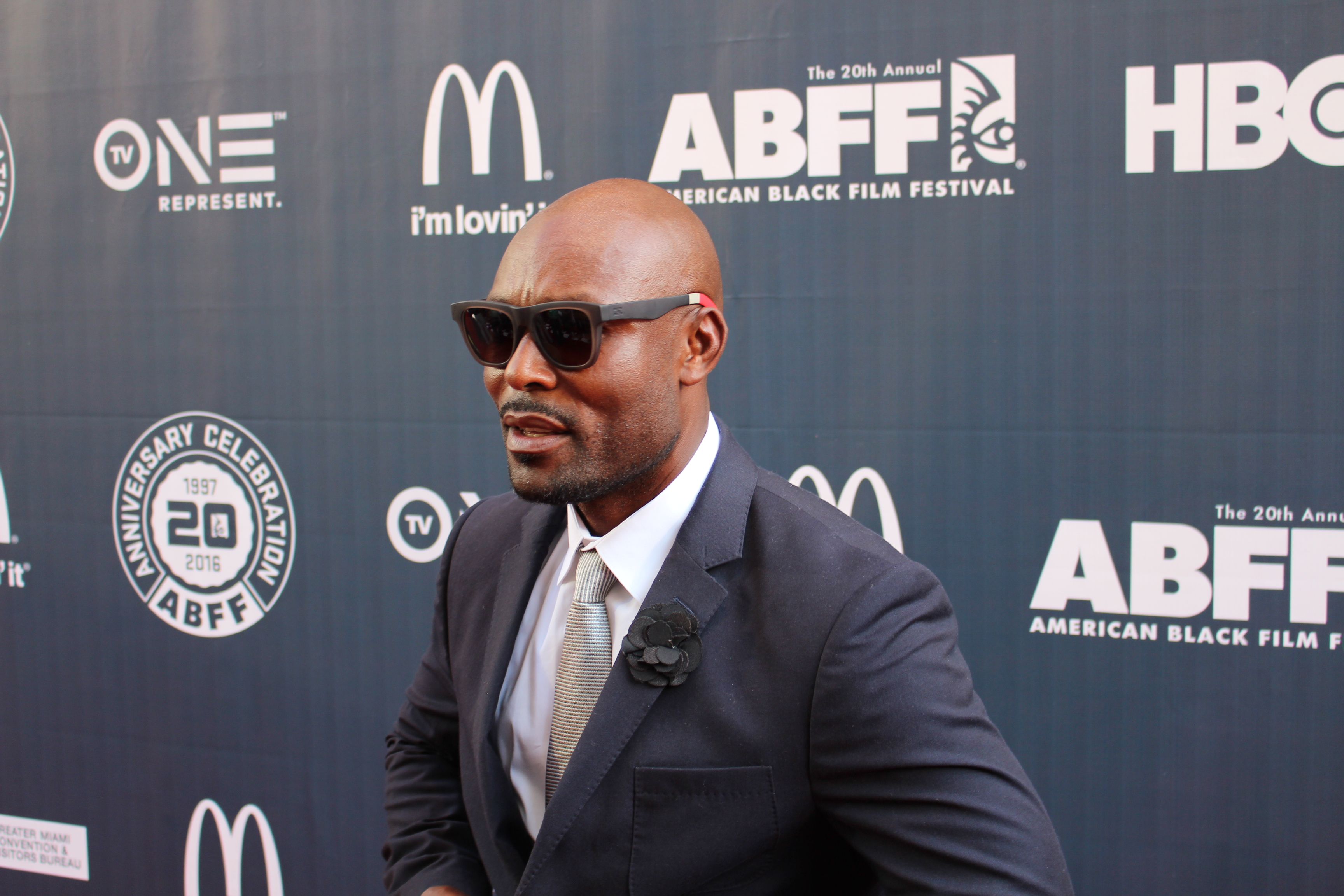 BOSSY! Around Town- Bossy Invades the 20th Anniversary of the American Black Film Festival
