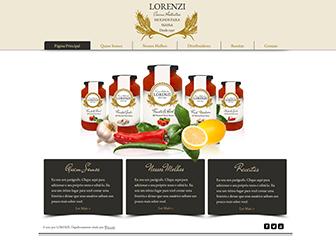 Website para Varejo Template - Personalize este elegante template e crie uma plataforma virtual para a sua linha de produtos. Adicione texto para contar a história do seu negócio e fotos para mostrar cada item à venda. Comece hoje mesmo a editar para expandir a sua marca!