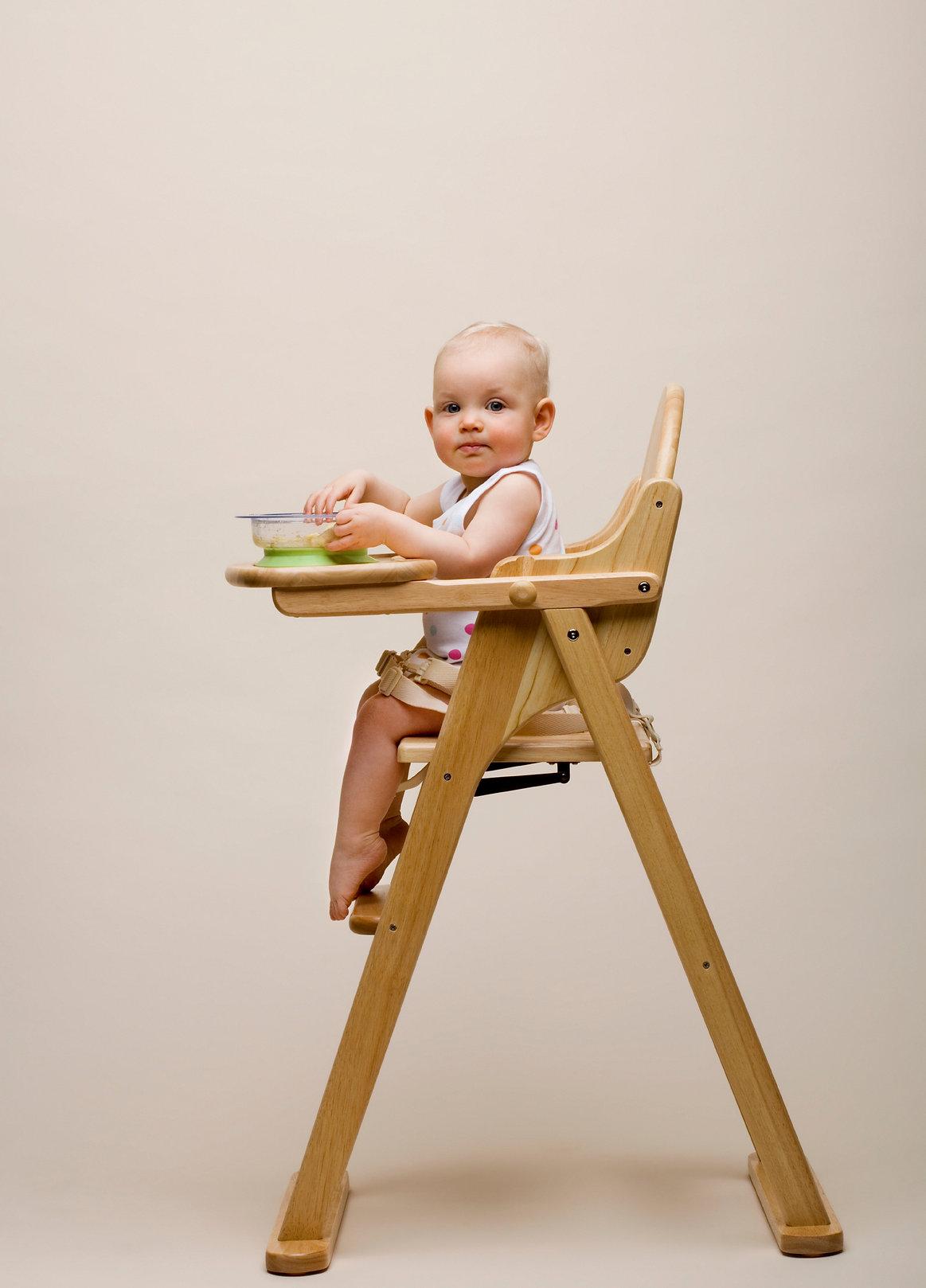 Как сделать стульчик детский для кормления