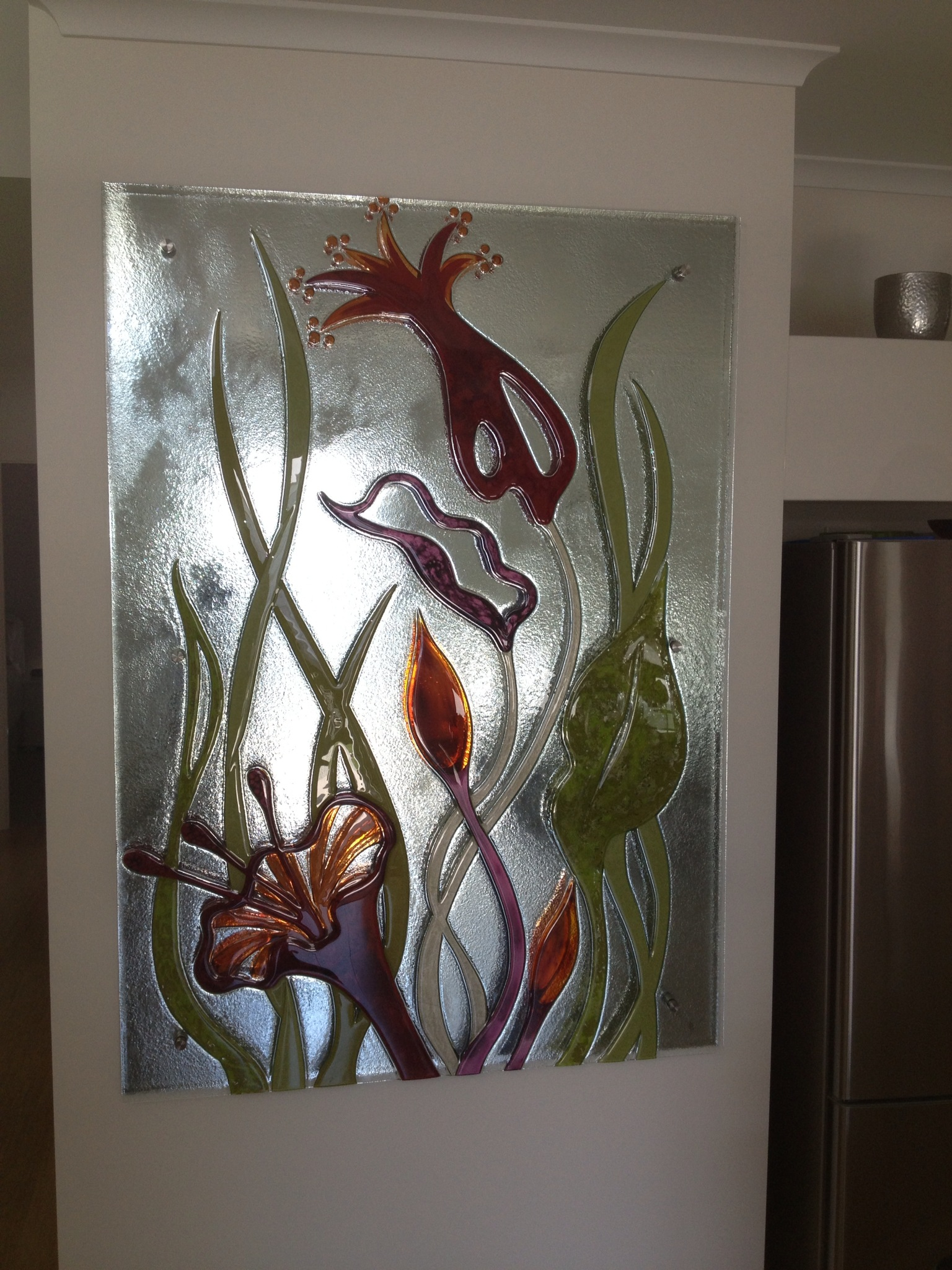 Decorative and Artistic Glass Applications, Gold Coast ...