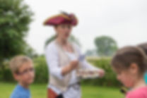 Children's parties Hampshire Storyteller