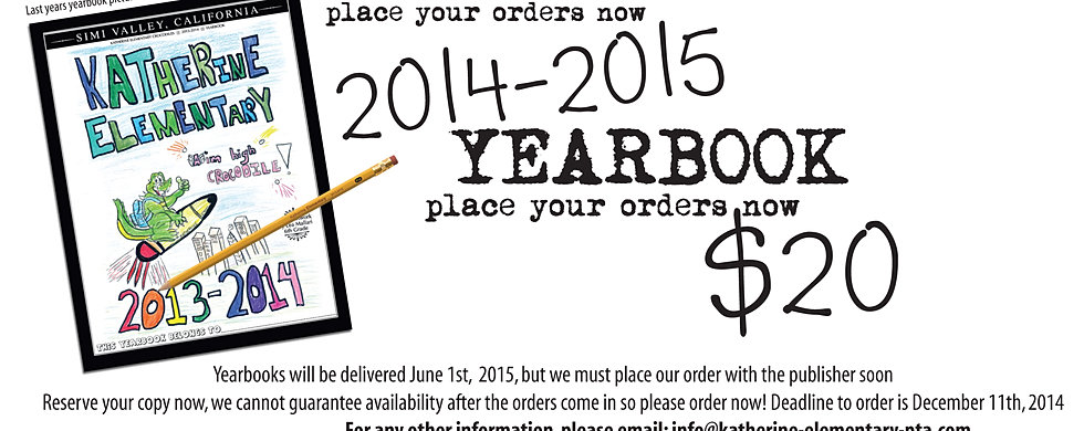 Order resume online yearbook