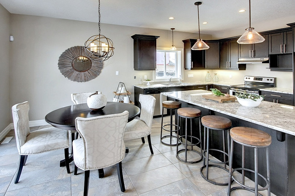 Forest hill model homes