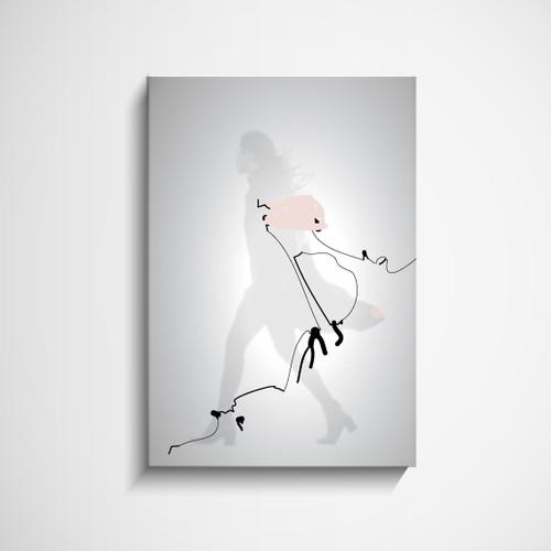 Fashion Premium Art Print