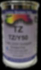 Tinta de la serie TZ Adecuadas para la impresión sobre textiles, goma, cuero, piel sintética y poliuretano.