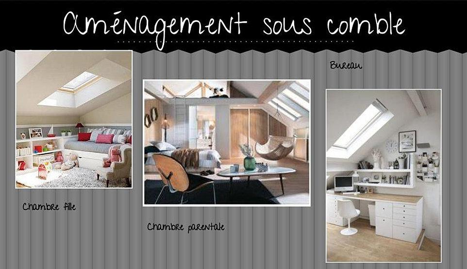 R alisations projets portfolio ccl design - Amenagement piece 3d ...