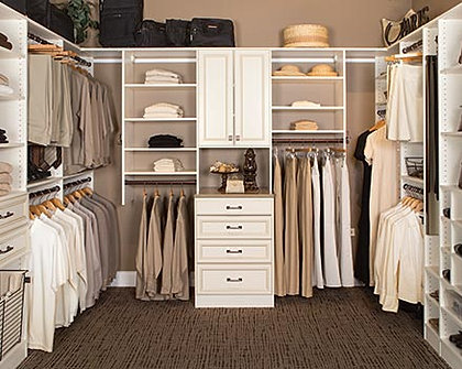 Custom Closet Pros Offers Different Options To Meet Your Organization  Needs. Whether Your Looking For A Master Bedroom, Small Guest Or Kids Closet,  ...