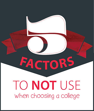 5 factors to not use