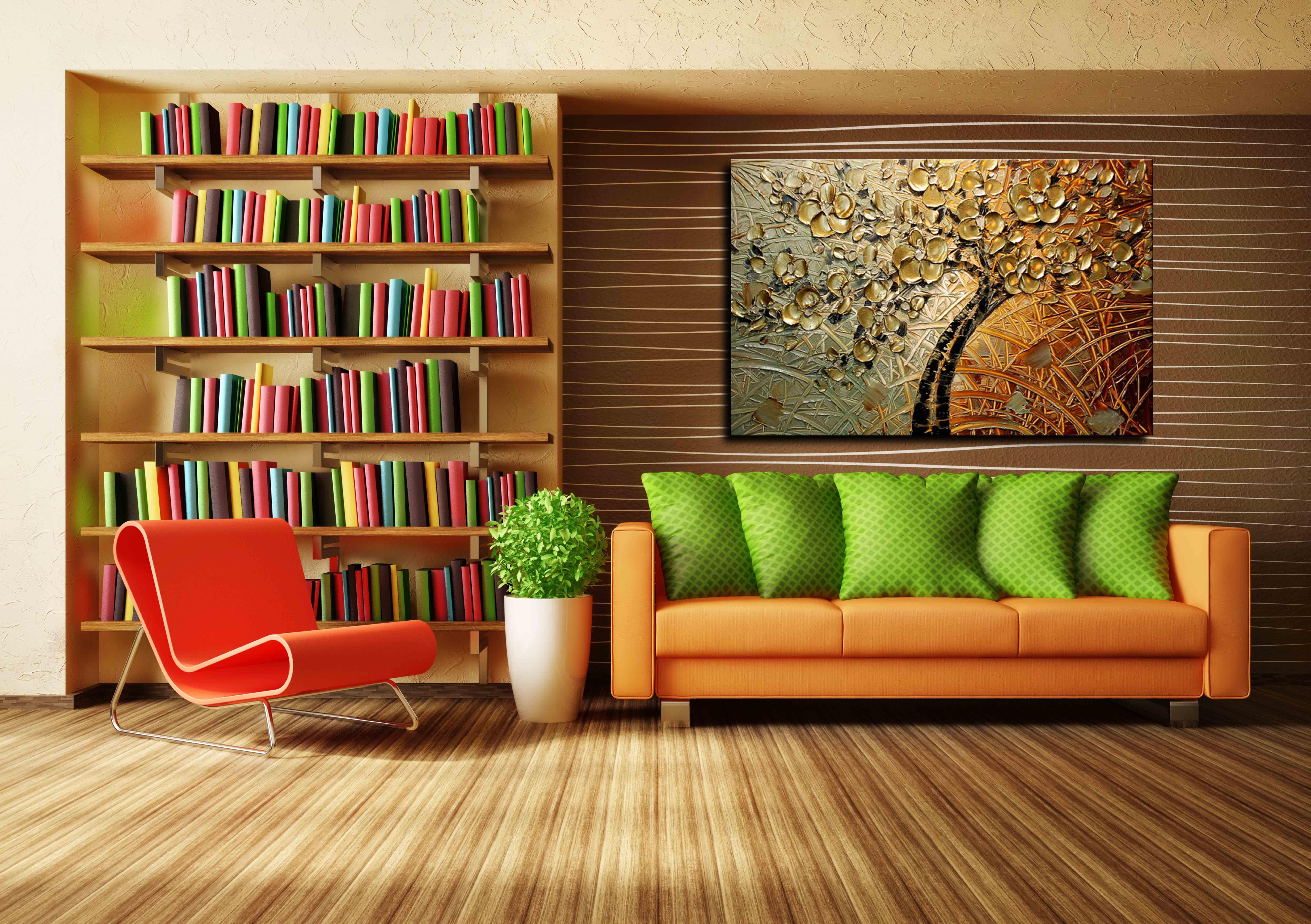 Interior design trends - Needaframe Eu Knife Painting Jpg