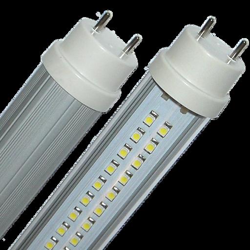 Lamparas fabrica de lamparas iluminacion led reflectores - Tubo fluorescente redondo ...