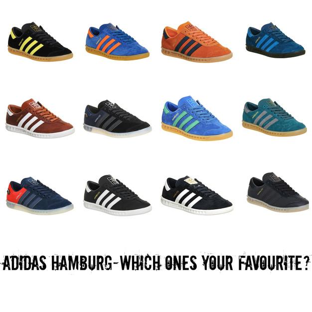 adidas hamburg all colours