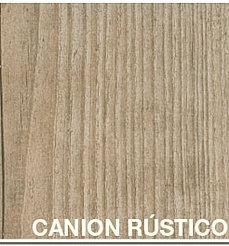 Canion Rústico