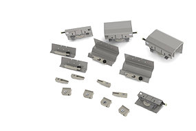 Kit Portas de Correr SS200 Standard