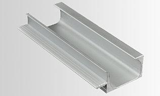 Puxador em Perfil de alumínio
