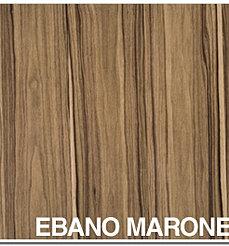 Ebano Marone