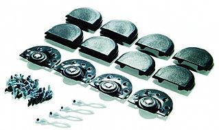 Kit AL1535 Vidro