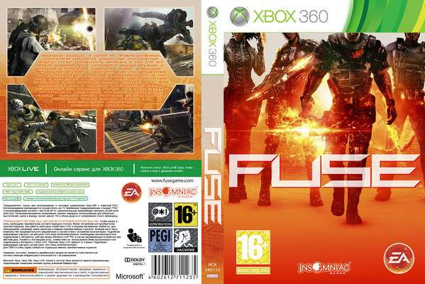 fuse xbox game schematic wiring diagrams u2022 rh detox design co Fuse Game Enemy fuse xbox 360 gameplay