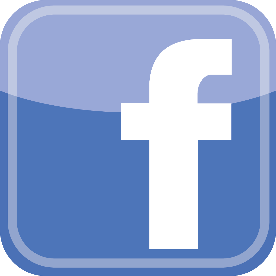 Facebook F Icon Transparent Facebook like icon png