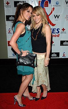 Hillary & Hayley Duff