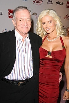 Hef and Holly