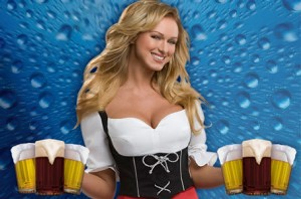 Beer wenches service