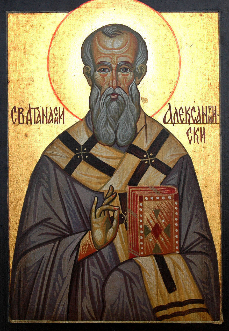st athanasius Select treatises of st athanasius in controversy with the arians freely translated, with an appendix, by john henry cardinal newman.