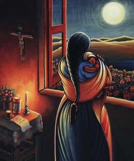 issues of a married woman in women hollering creek by sandra cisneros Journal of romanian literary studies issue no 7/2015 751 from wailing to hollering: la llorona in sandra cisneros's woman hollering creek.