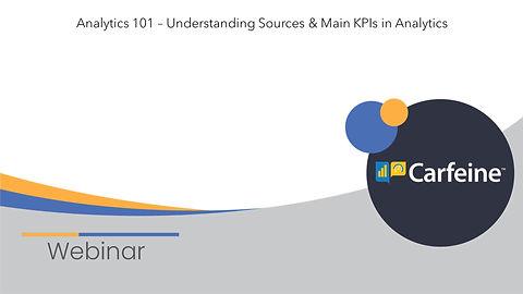 Google Analytics KPIs