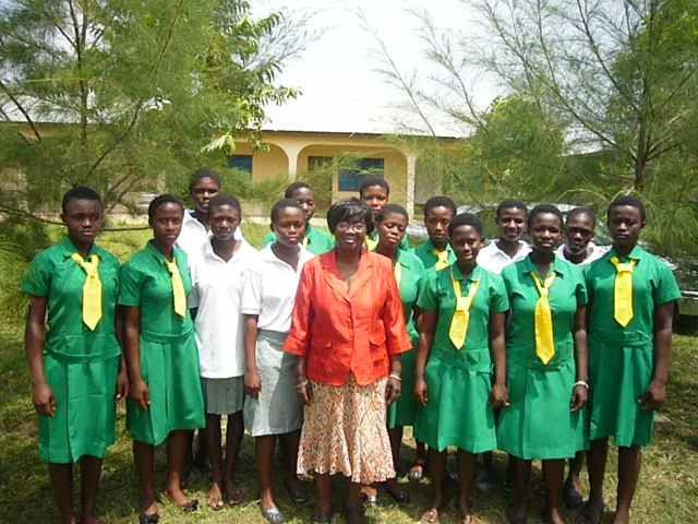 aduamoa methodist girls senior high school