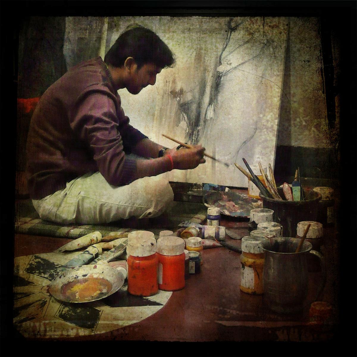 artist as entrepreneur paul calendrillo
