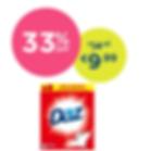Daz Powder 65 Wash