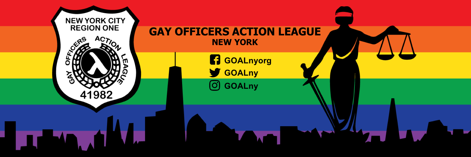 Gay officers action league of new england
