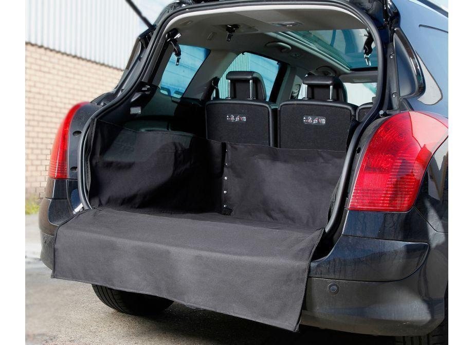 AUDI A4 CABRIOLET 2001-2008 Heavy Duty Car Boot Liner Mat /& Bumper Protector
