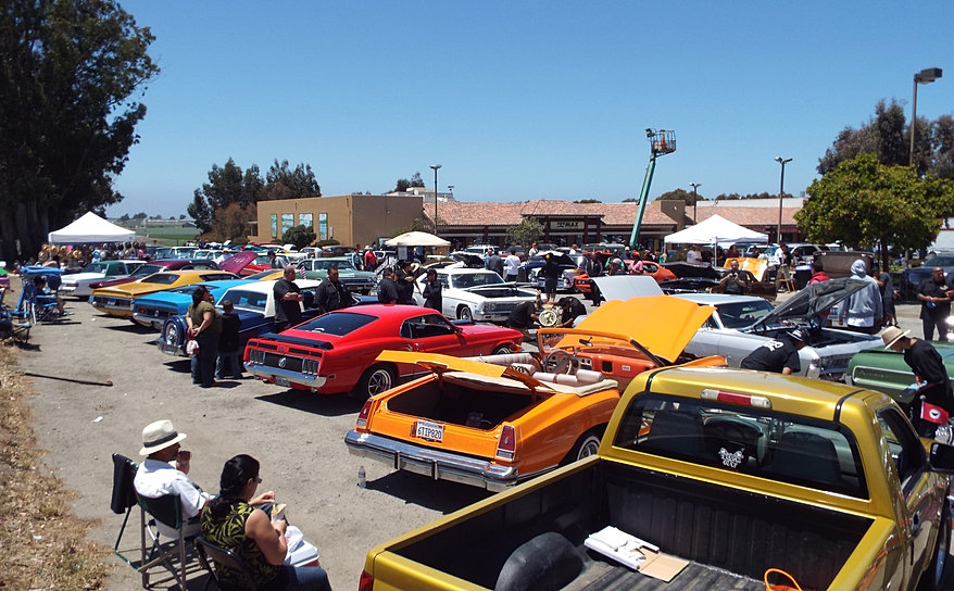 Castroville Midnighters Car Club