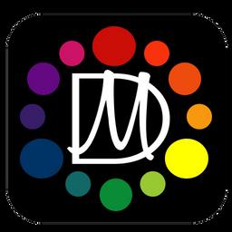 logo rounded transparent - online