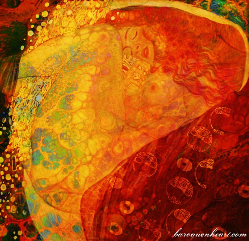 Klimt Paintings Images