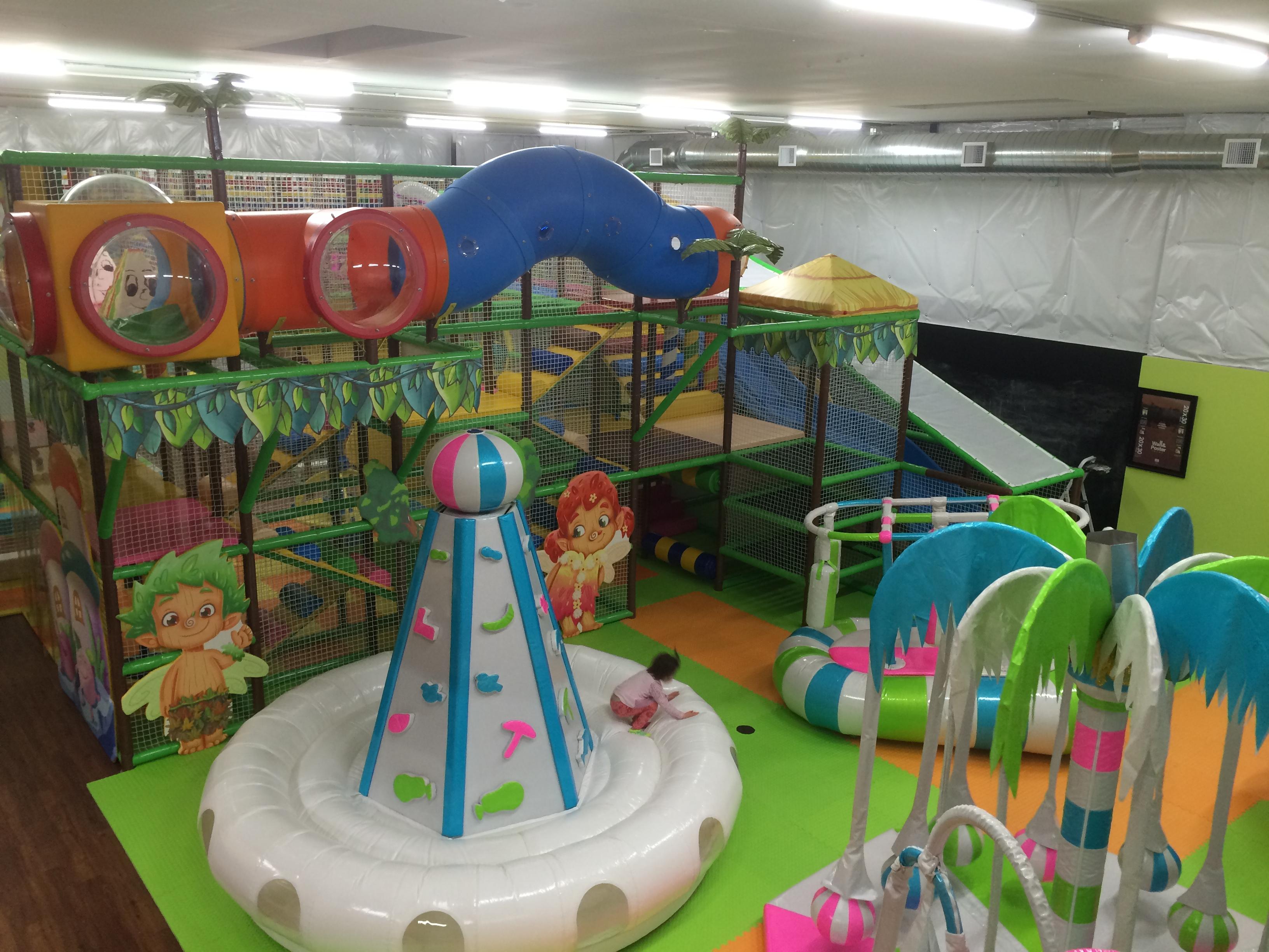 Juzplaykids Indoor Playground I 90 Exit 15 Issaquah