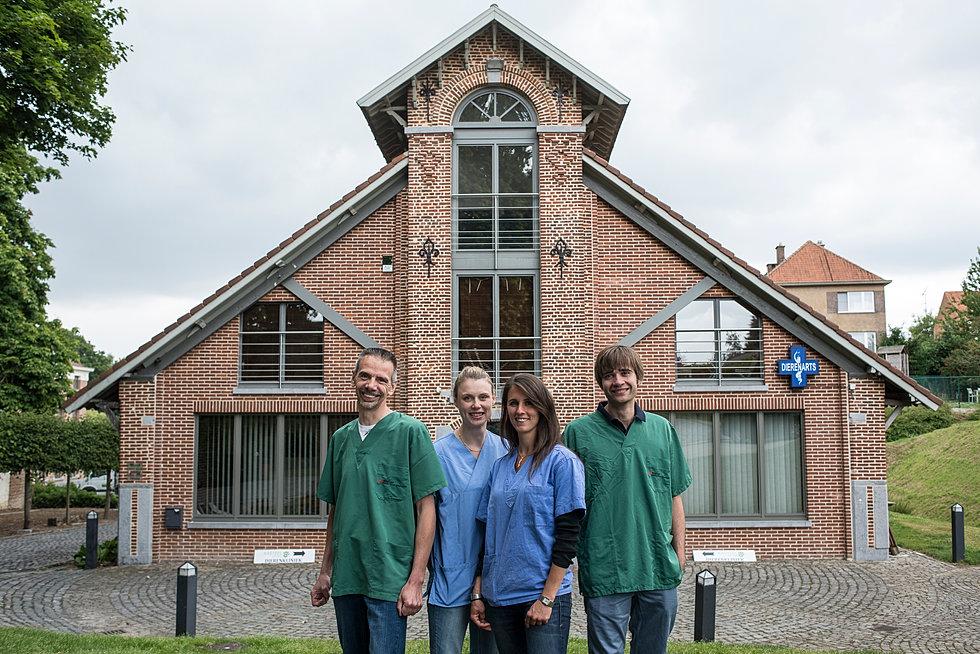 Kasteel Vetcare - Team