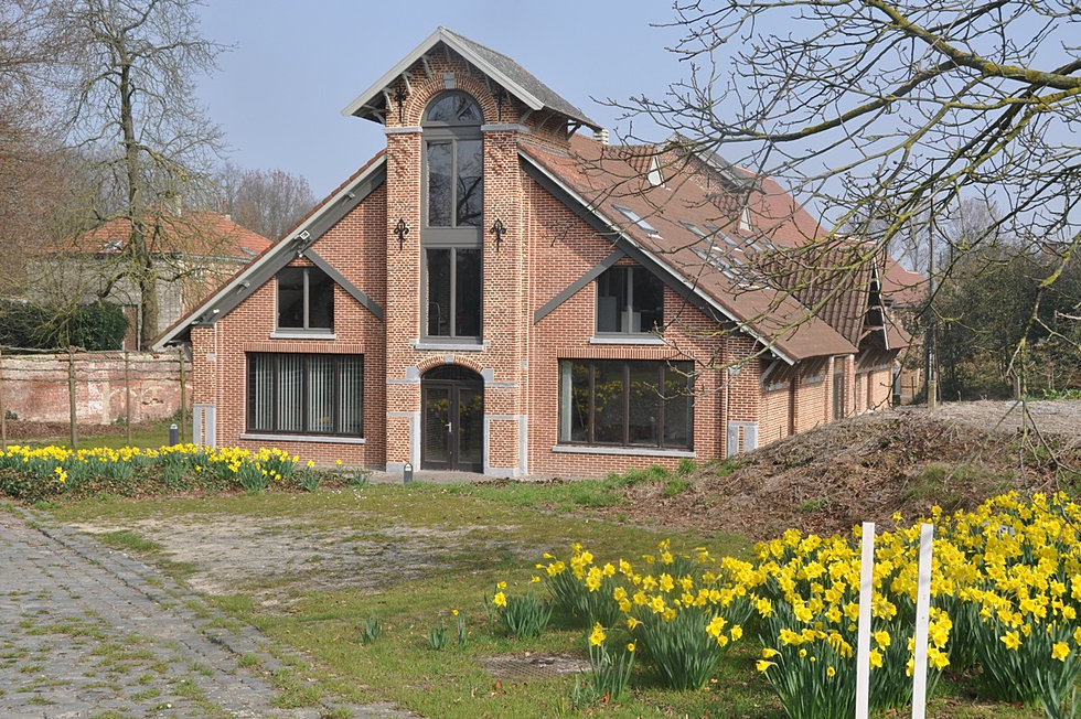 Kasteel Vetcare - The Building
