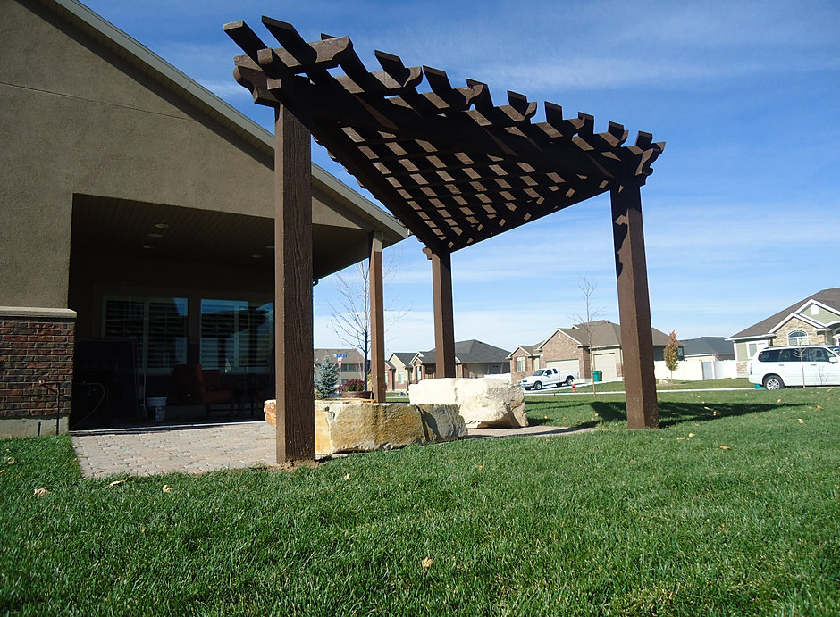 How To Build A Triangular Pergola Joy Studio Design