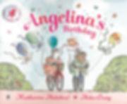 Angelina's Birthday book