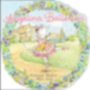Meet Angelina Ballerina book
