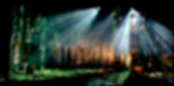 The Dreaming - Theatre Lighting Design b